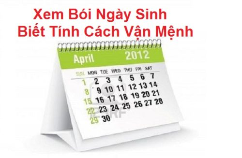 Xem bói tử vi trọn đời theo ngày tháng năm sinh của bạn